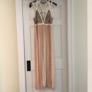 Free people prom gown